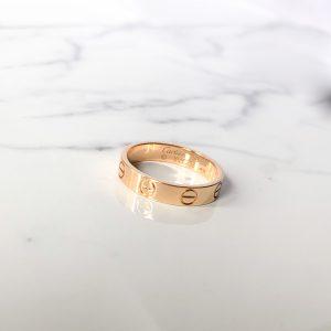 "Cartier ""Love"" Ring"